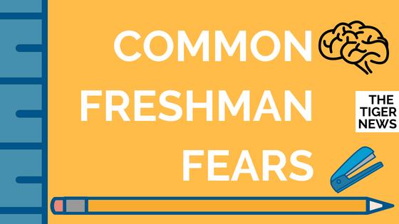 Common Freshman Fears