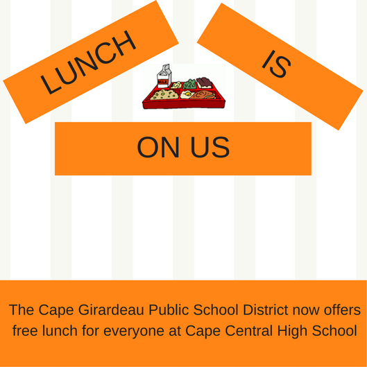 Lunch Is On US
