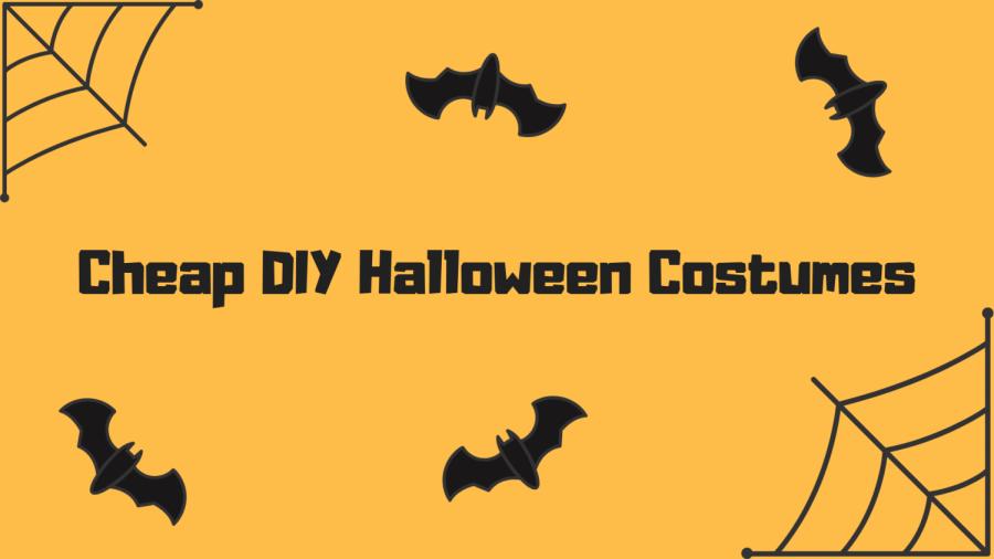 Halloween on a Budget