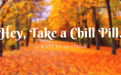 Calm Down, Mate! Try out some of these de-stressing methods.
