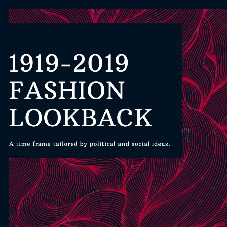 1919-2019 Fashion Lookback