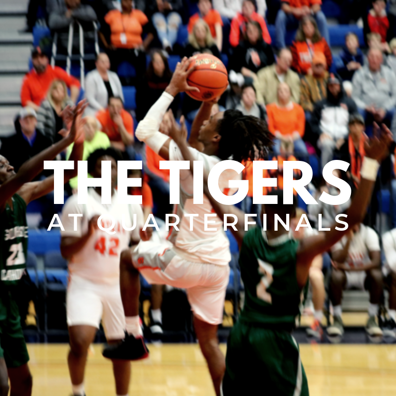 Gallery: The Tigers at Quarterfinals