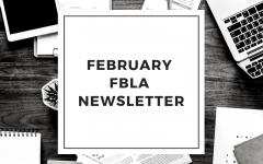 FBLA Newsletter – February