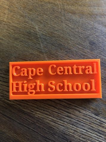First Awards Banquet for Cape Central AFJROTC's in May