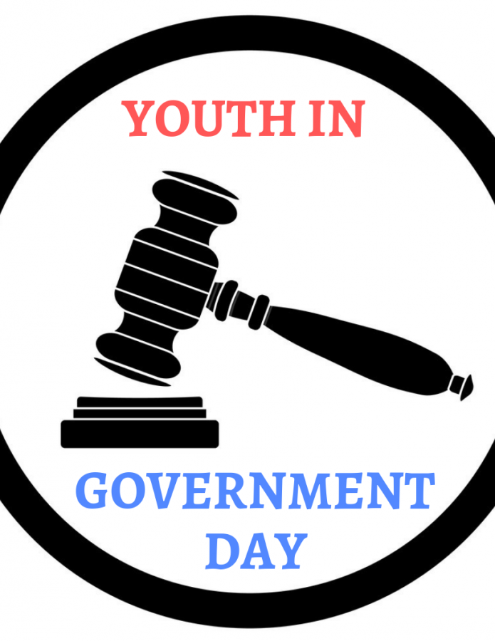 Students Take On Youth In Government Day