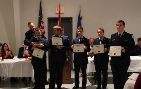 The First AFJOTC Awards Banquet Honors Excellence