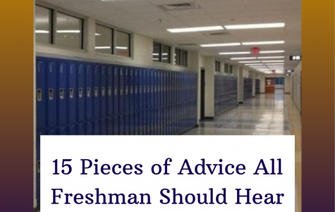 5 pieces of advice all incoming freshman should hear