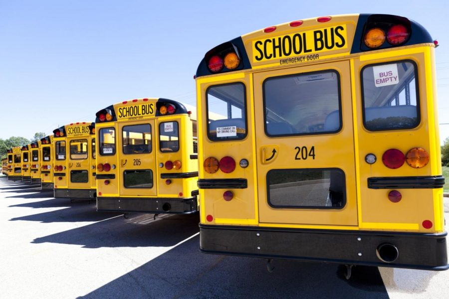 High School Bus Routes Adjusted Due to Overcrowding