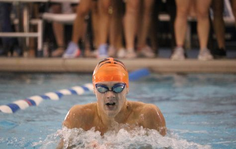 Conference Swim Meet Pictures