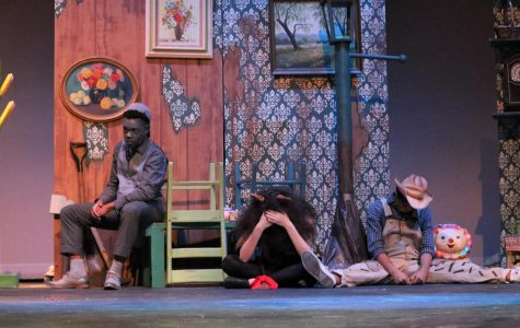 Pictures from Midsummer Night's Dream and Oz