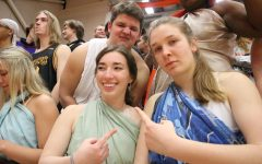 Toga and Jersey Night