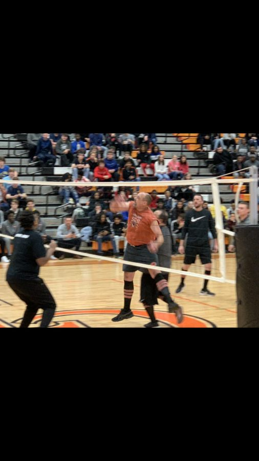 STUCO Boy's Volleyball Tournament (February 2020)