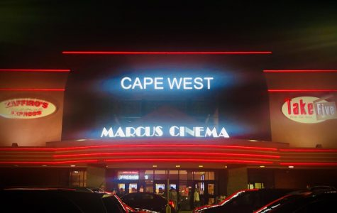 Cape West Marcus Cinema in February 2020