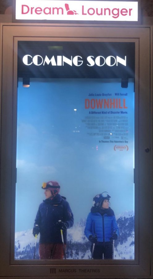 Downhill in theaters February 14th
