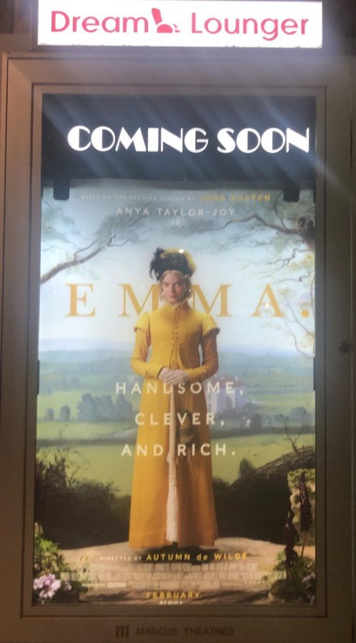 Emma in theaters February 21st