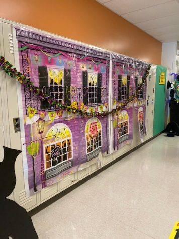Homecoming Road Trip: The Halls of CHS