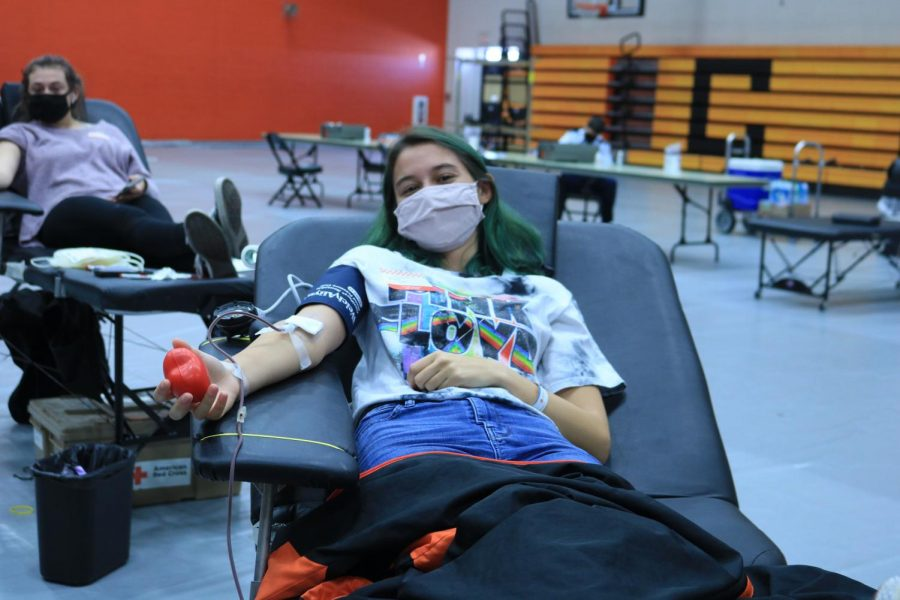 CHS Blood Drive 2020