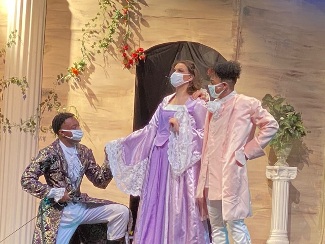 Senior Directed One-Acts:  How to Survive Being in a Shakespeare Play
