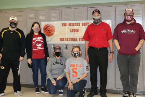 Winter Homecoming Spirit Week Day 1-College Day