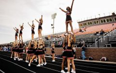 How Covid-19 Affected CHS Cheerleaders