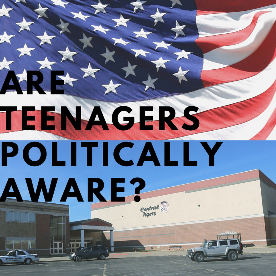 Are+Teenagers+Politically+Aware%3F