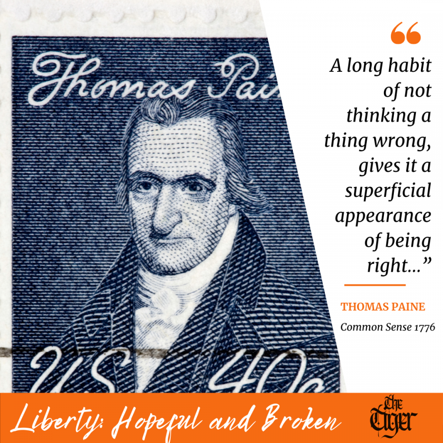 Liberty: Hopeful and Broken