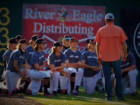 Central Baseball V. Notre Dame